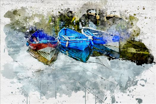 "This is a ""Watercolour"" effect conversion of the photograph.